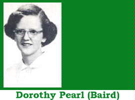 Dorothy Pearl